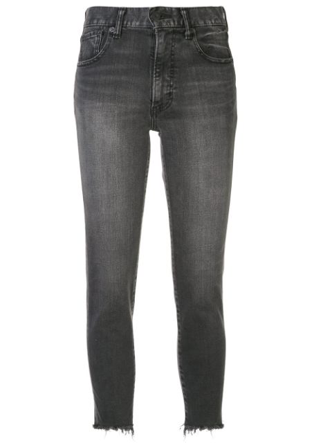 Moussy Vintage Women's Westcliffe High-rise Skinny Jeans In 1120