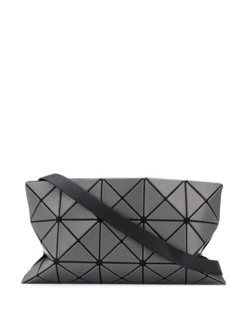 Bao Bao Issey Miyake Prism Clutch In 14 Grey