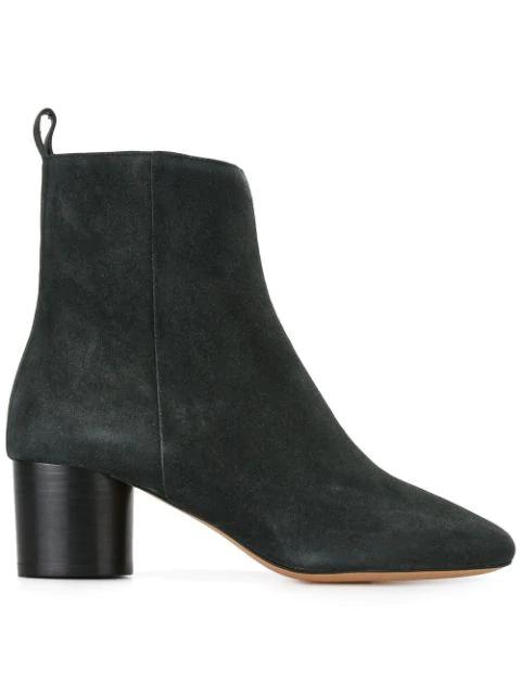 Isabel Marant Étoile Étoile Deyissa Boots - Green