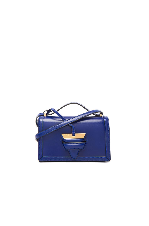 Loewe Barcelona Shoulder Bag - Blue