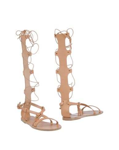 Ancient Greek Sandals Sandals In Pale Pink