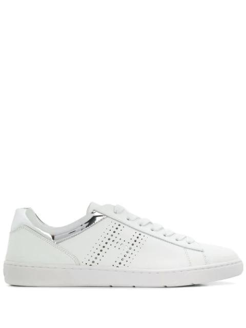 Hogan H327 Sneakers In White