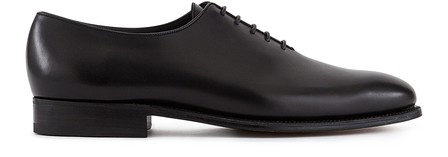 Jm Weston One Cut RÉmi Brogues In Noir