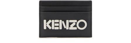 Kenzo Card Holder In Black