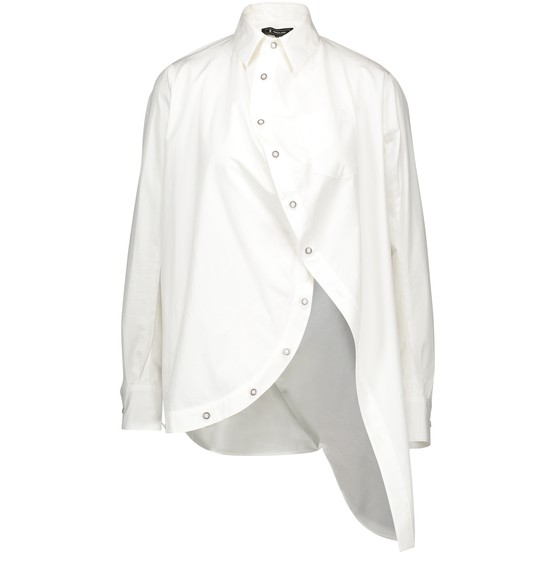 Anrealage Ball Shirt In White