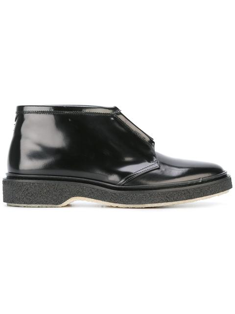 Adieu Type 3 Zipped Boots In Black