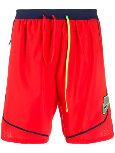 Nike Side Logo Shorts In 634