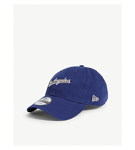 New Era Los Angeles Dodgers 9twenty Baseball Cap In Blue