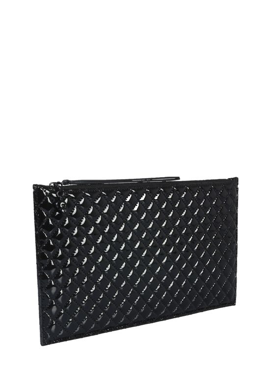 Mcq By Alexander Mcqueen Zip Pouch In Black