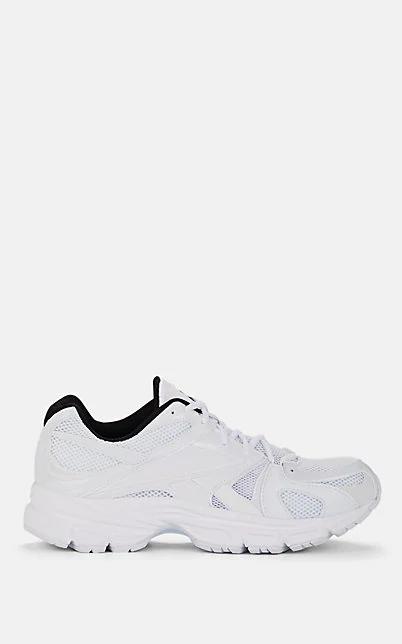 Vetements Color Block Spike Runner 200 White & Black