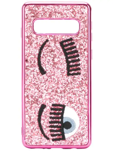Chiara Ferragni Chiara's Palace Iphone 8 Cover In Celeste  ModeSens
