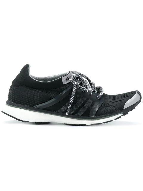 Adidas By Stella Mccartney Adidas X Stella Mccartney Women's Adizero Adios Sneakers In Black