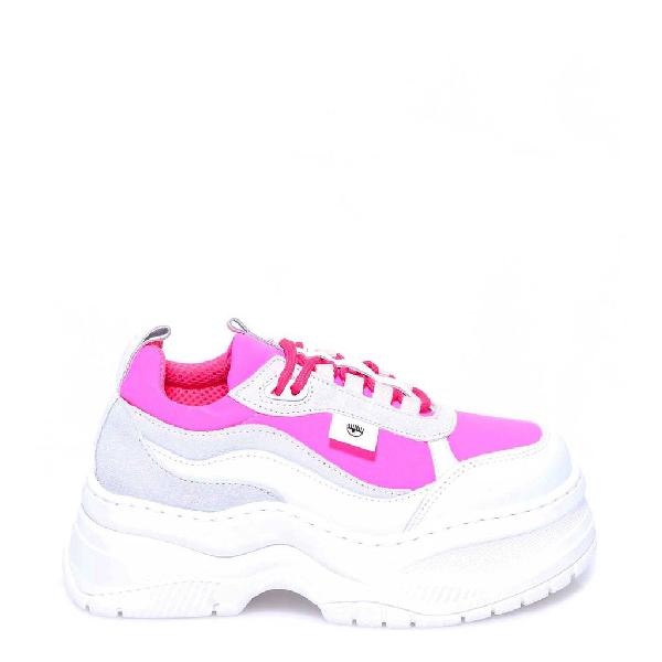 Chiara Ferragni Sneakers In Multi