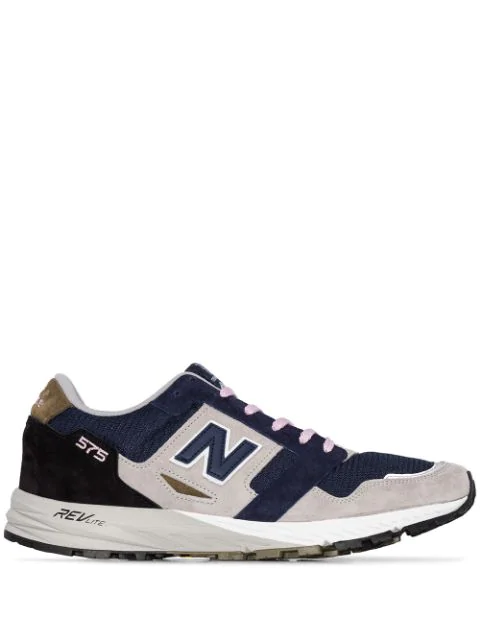 New Balance Trail 575 Low-Top Sneakers In Multicolour