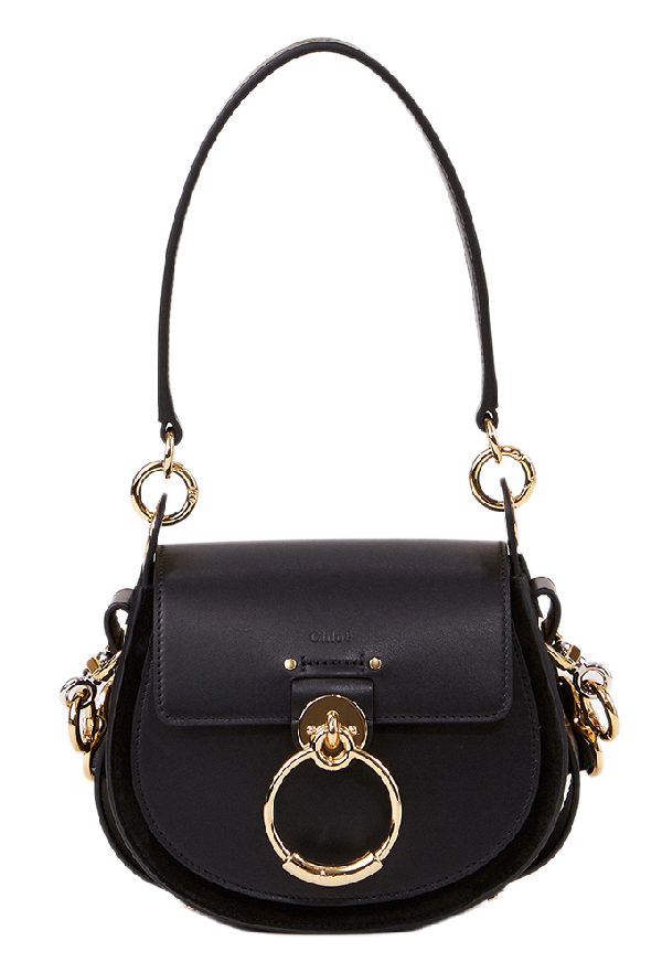 ChloÉ Shoulder Bag 'Tess Small' Black