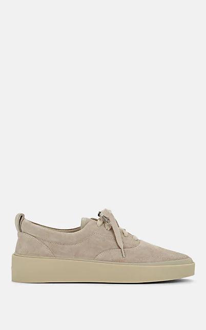 Fear Of God Men's 101 Low-Top Suede Sneakers In Gray