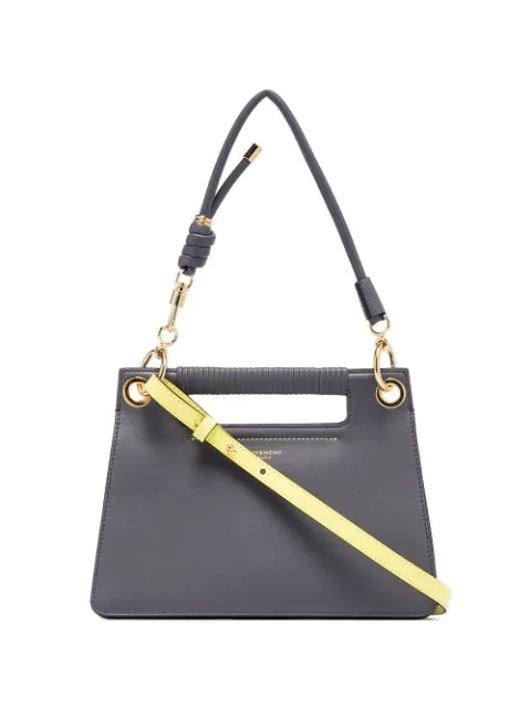 Givenchy Grey Women's Whip Crossbody Bag In 098 Grey