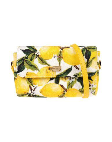 Dolce & Gabbana Handbags In Yellow