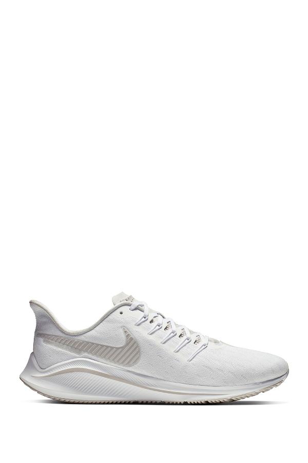 Nike Air Zoom Vomero 14 Sneaker In 100 White/Vastgy