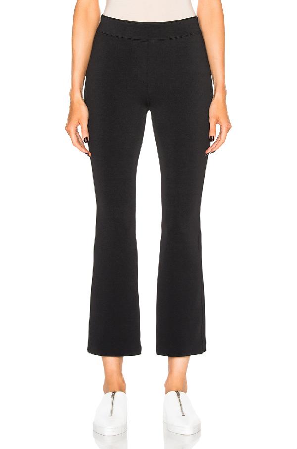 Helmut Lang Technical Neoprene Pants In Black