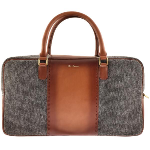 Oliver Sweeney Tewitfield Weekend Bag Grey