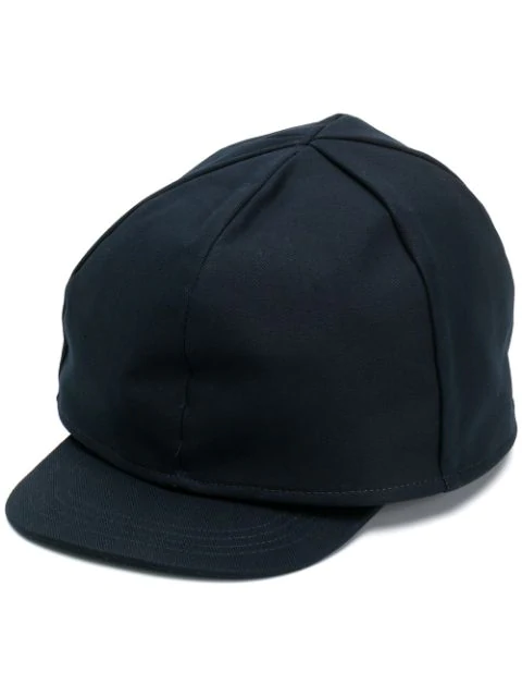 Raf Simons Soldier Hat In Blue