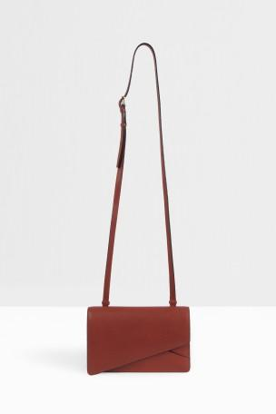9368958344 Valextra Twist Crossbody Clutch | ModeSens