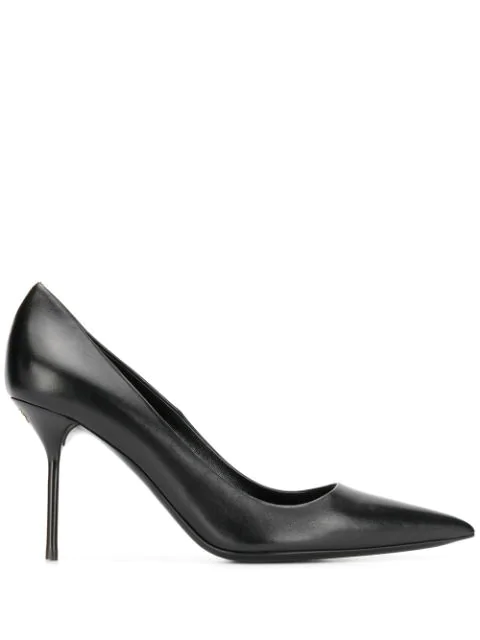 Tom Ford Pointed Toe 90mm Pumps In Black
