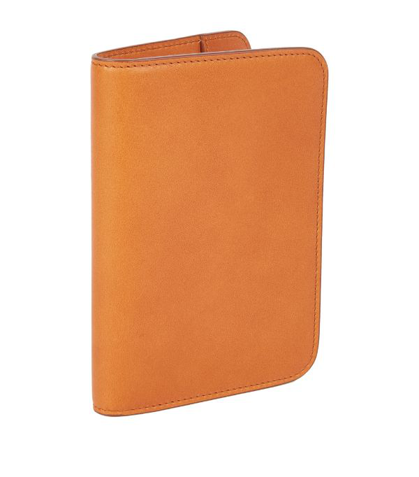 Purdey Leather Passport Cover
