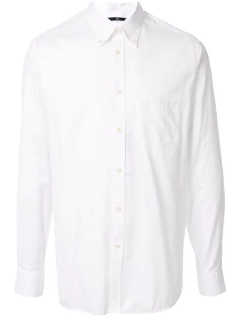 J.lindeberg Classic Shirt In White