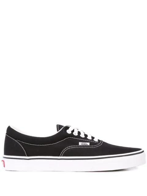 Vans Era Low-top Sneakers In Black