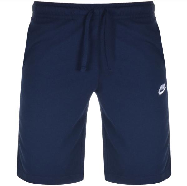 Nike Standard Logo Shorts Navy