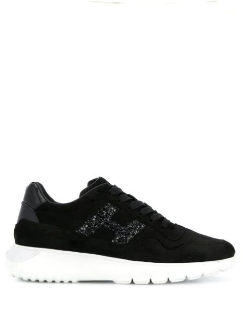 Hogan Interactive³ Sneakers In Black