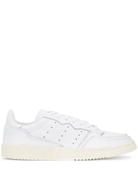Adidas Originals Supercourt Home Of Classics Collection Sneakers In White