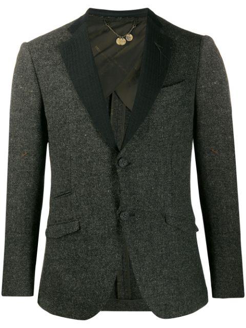 Maurizio Miri Dustin X Jacket In Grey