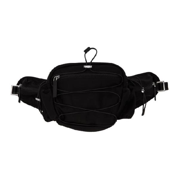 Hugo Boss Black Meridian Fg Waist Bag