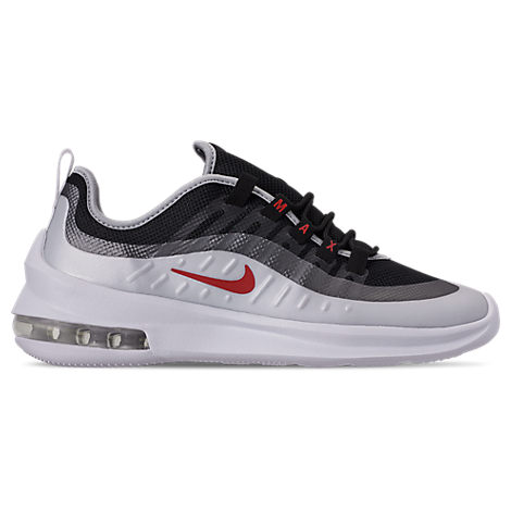 Nike Men's Air Max Axis Casual Sneakers From Finish Line In Grey