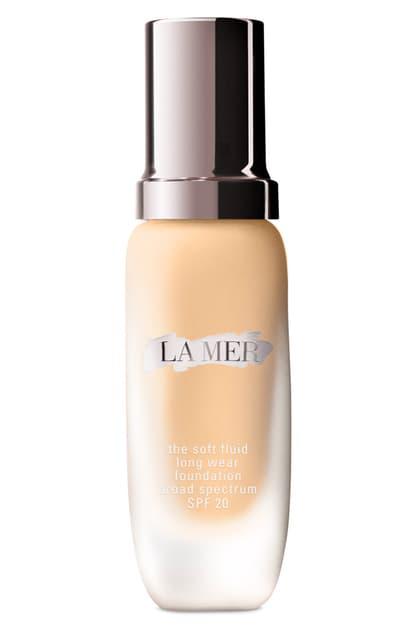 La Mer Soft Fluid Long Wear Foundation Spf 20 In 14 Light Ochre - Light/ Warm