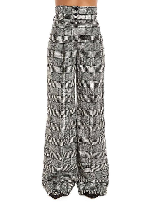 Dolce & Gabbana Pants In Grey
