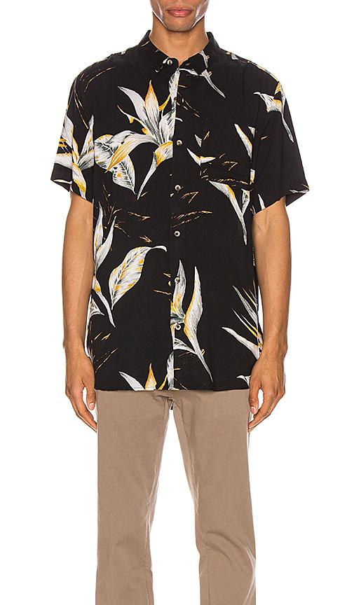 Rolla's Bon Surfers Paradise Shirt In Midnight Paradies