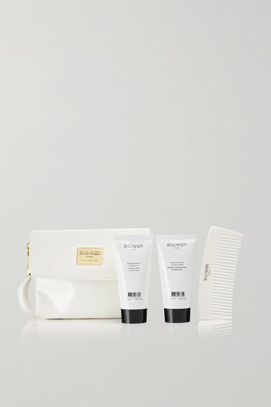 Balmain Paris Hair Couture Hair Care Gift Set - White