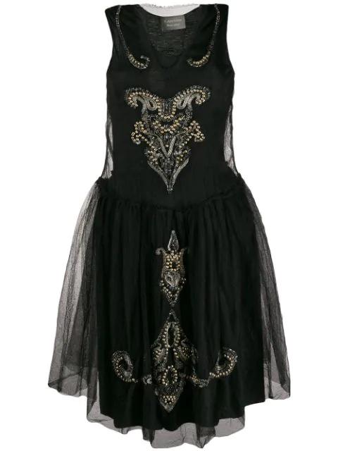 Lanvin Dress 2006 In Black
