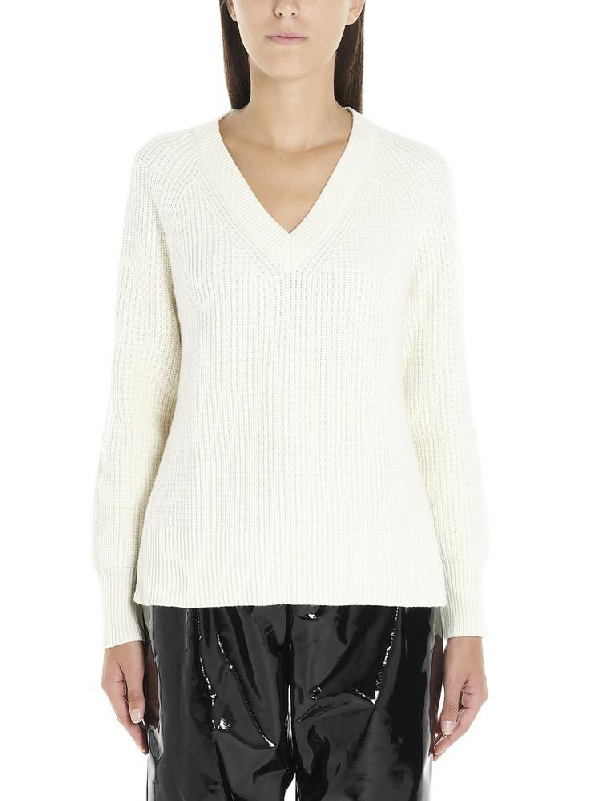 Michael Michael Kors Sweater In White