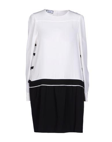 Moschino Short Dresses In White