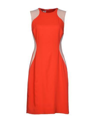 Stella Mccartney Short Dress In Red