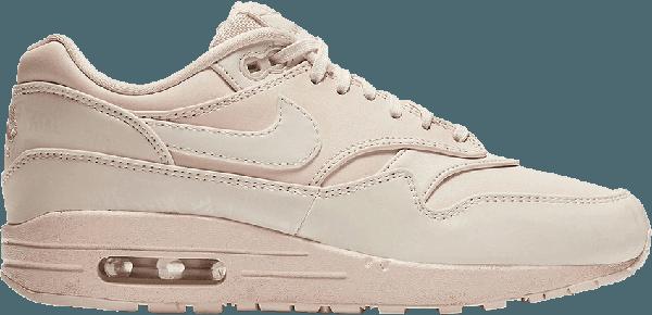 tarjeta Empuje hacia abajo coger un resfriado  Pre-owned Nike Air Max 1 Lx Guava Ice (w) In Guava Ice/guava Ice/guava Ice    ModeSens
