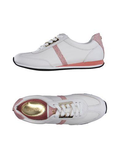 Michael Michael Kors Sneakers In White