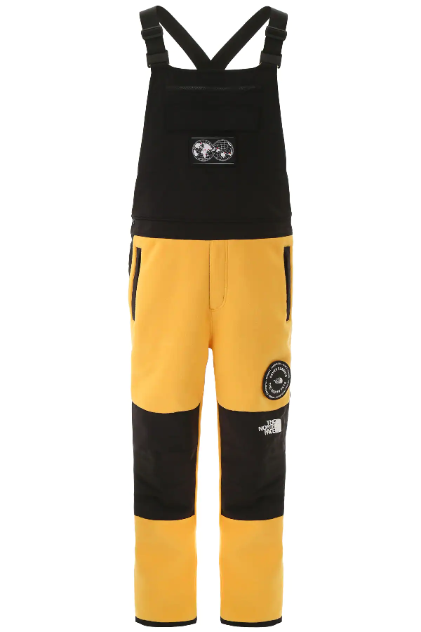 The North Face 7Se Himalayan Fleece Suit In Yellow,Black