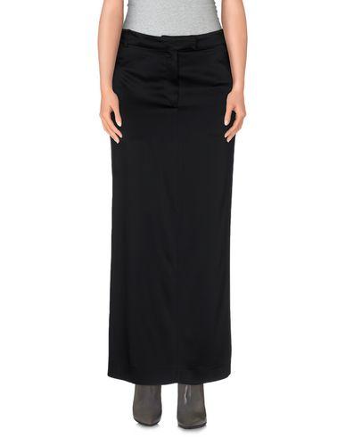Ann Demeulemeester 3/4 Length Skirt In Black