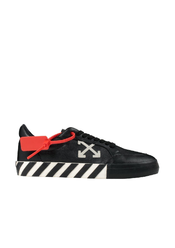 Off-white Security Tag Sneakers - 黑色 In Black
